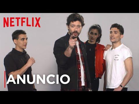 La Casa de Papel: Parte 3 | Este es un mensaje para la resistencia | Netflix