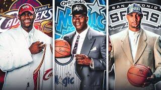 Top 10 #1 Draft Picks In NBA History