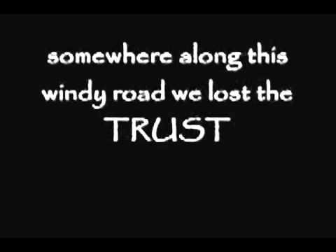 separated - usher (lyrics)