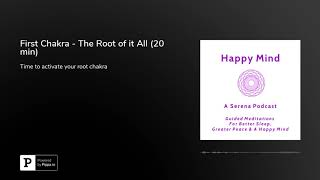 First Chakra Meditation - The Root of it All (20 min)