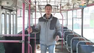 Апгрейд троллейбусов(Ещё одной достопримечательностью Ижевска может стать новый, а точнее, переделанный троллейбус. Вслед за..., 2014-03-31T17:00:19.000Z)