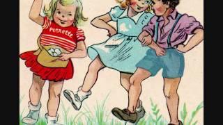 "Berthe Sylva ""Le petit ballon rouge"" 1933."