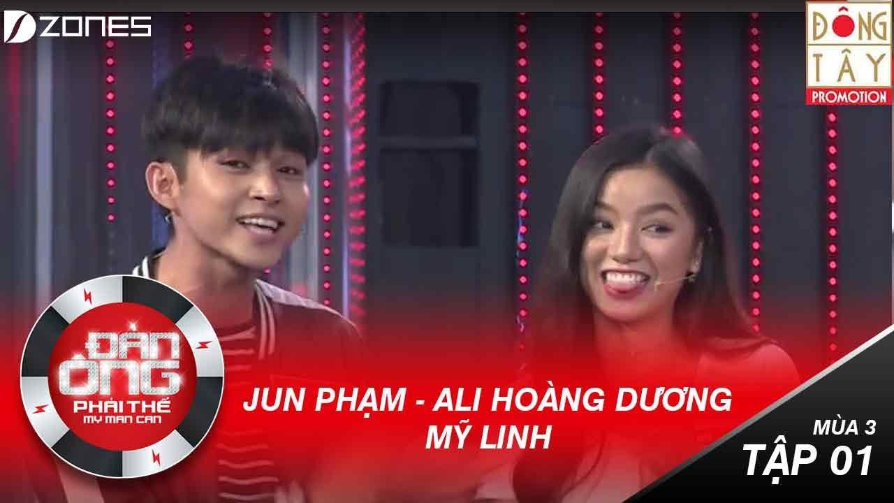 Đàn Ông Phải Thế Mùa 3   Tập 1 Full HD: Việt Hương hứa nâng đỡ Ali Hoàng Dương (8/7/2017)