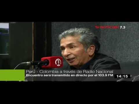 RADIO NACIONAL DEL PERÚ VA A TRANSMITIR EL PERÚ VS COLOMBIA