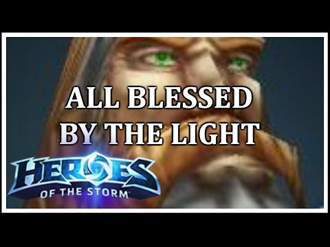 McIntyre - All Blessed by the Light - Uther Build + Gameplay PTR
