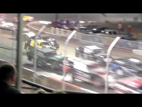 Beatrice Speedway SeptemberFest Sport Mod A Feature 9/23/16