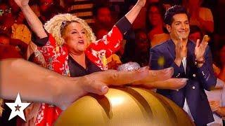 TOP 5 GOLDEN BUZZER Auditions on France's Got Talent 2019 | Got Talent Global