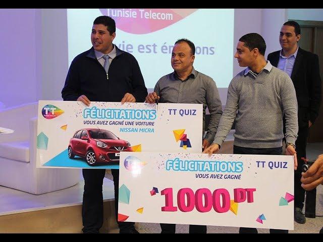 500 000 TND et 11 voitures offertes aux gagnants du jeu