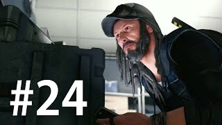 Watch Dogs: Bad Blood DLC | Part 24 | Defending the Silo Base