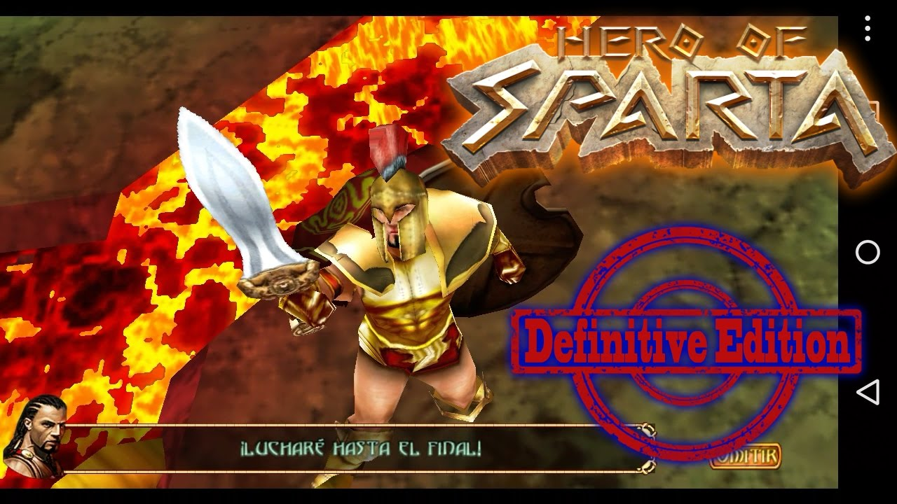 TÉLÉCHARGER HERO OF SPARTA APK QVGA