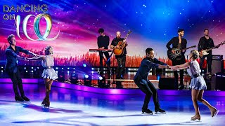 The Script and our Pros put on a show! | Dancing on Ice 2020