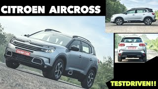 French company Citroen's first model in India- C5 Aircross | Review by Baiju N Nair