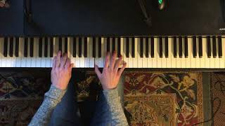 MR. BUNGLE - Slowly Growing Deaf [piano cover]