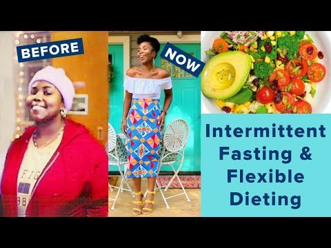 Intermittent Fasting & Flexible Dieting for WEIGHT LOSS | Full Day of Eating | EASY Exercise Regimen