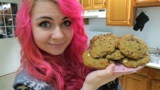 Pumpkin Oatmeal Cookies | Cooking Tutorial