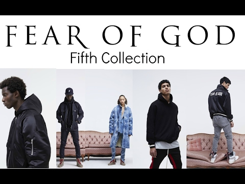 Fear of God Fifth Collection Review
