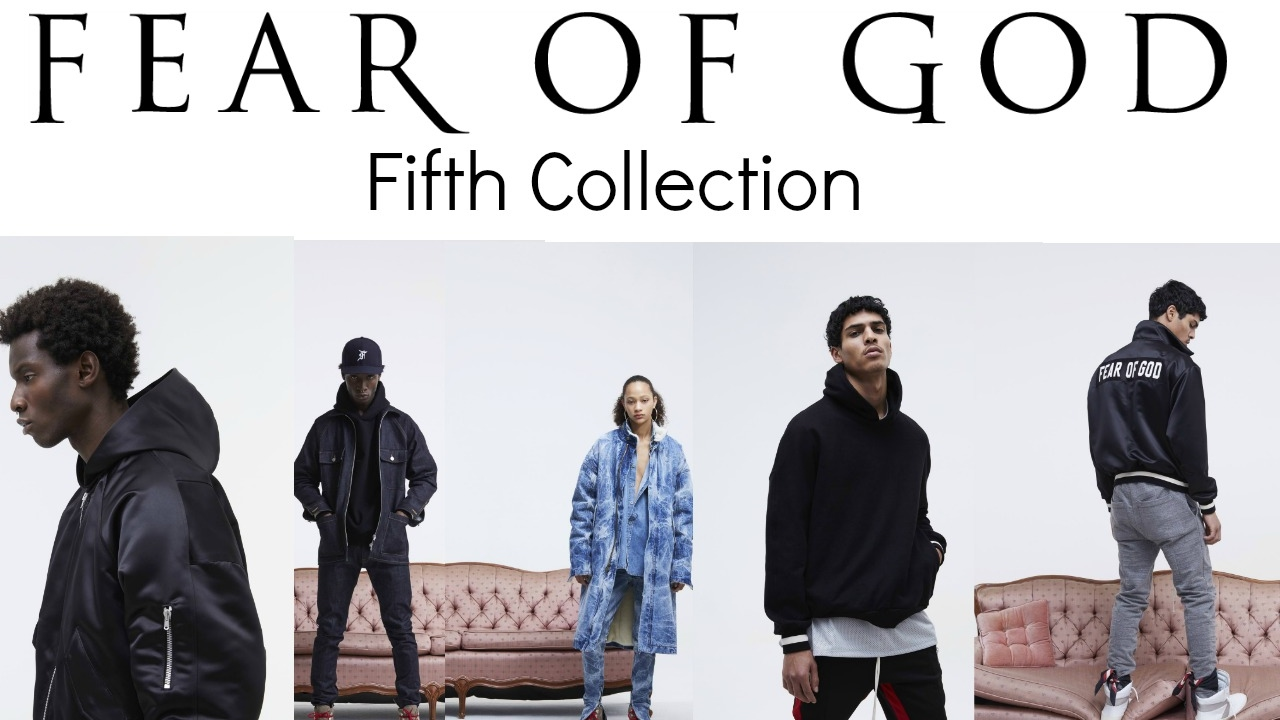 d31367c8d096 Fear of God Fifth Collection Review - YouTube