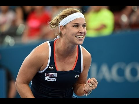 2017 Brisbane International Second Round | Dominika Cibulkova vs Zhang Shuai | WTA Highlights
