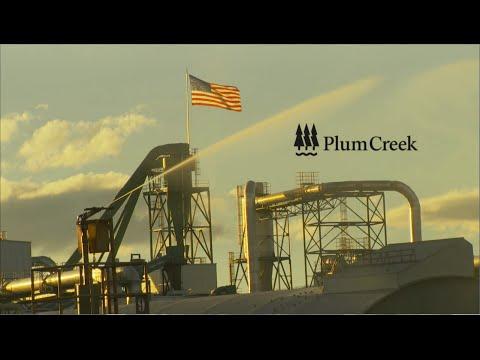 Plum Creek Mill Tour