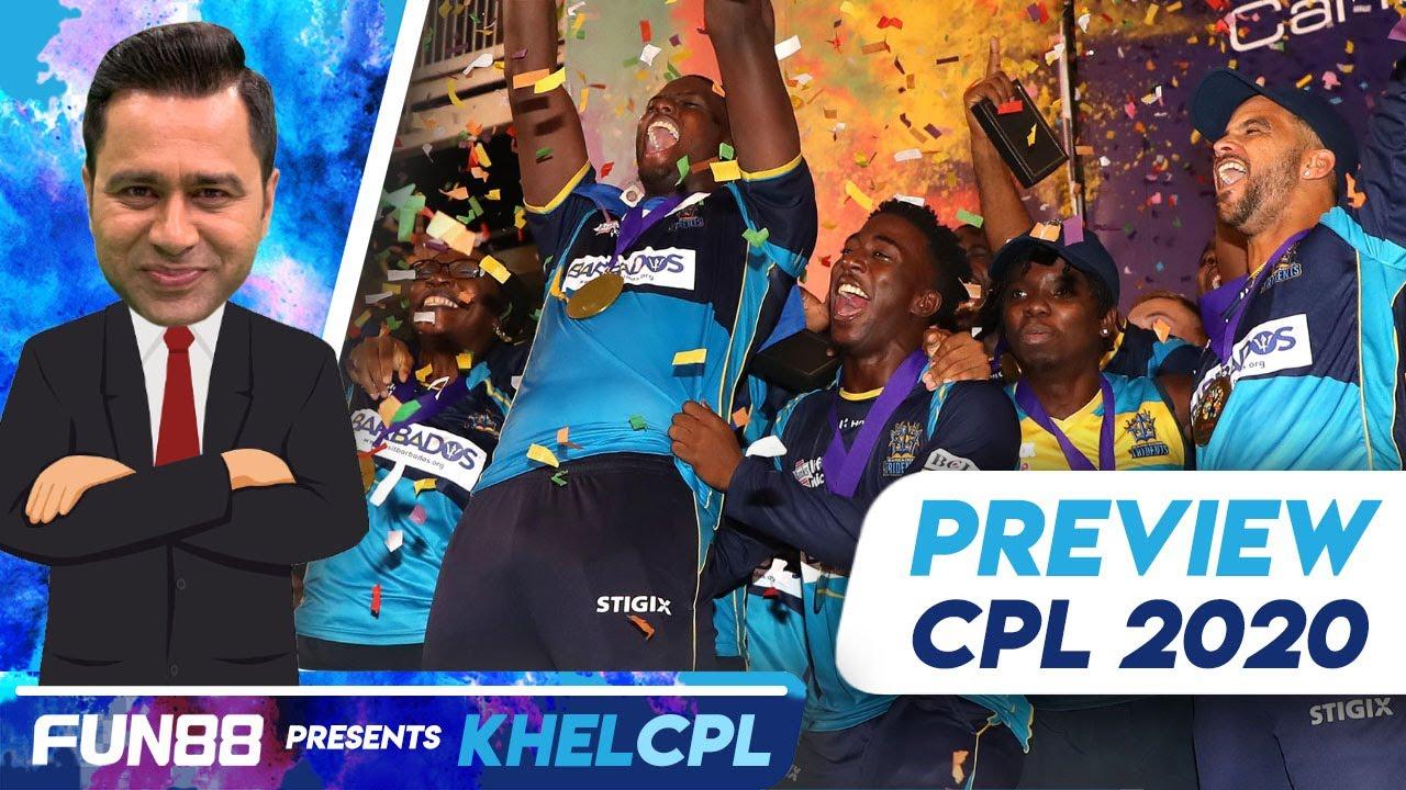 STRONGEST team in CPL 2020?   Fun88 presents 'Khel CPL'   E01