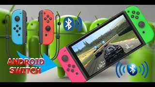 ANDROID LINEAGE 15.1 SWITCH, JOYCONS NOS GAMES DA GOOGLE PLAY