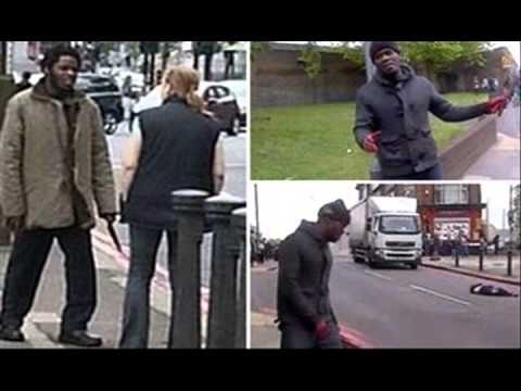 Mr.L: Muslim Beheading of UK Soldier Is Another Wake Up Call To USA
