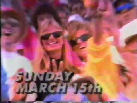 Atlanta Motor Speedway: Motorcraft 500 Weekend (circa 1992)