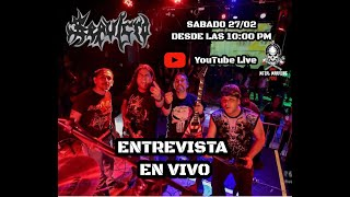 """Entrevista con """"SEPULCRO"""" (Thrash Metal Perú)"""