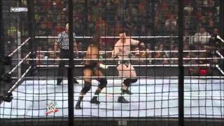 Raw Elimination Chamber Match 2010 Highlights
