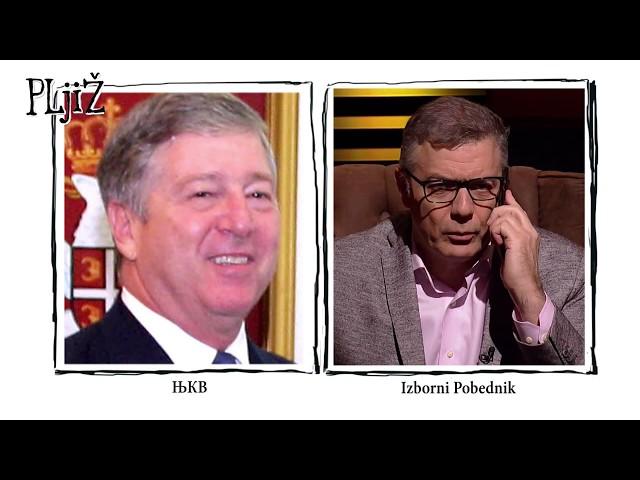 PLjiŽ skeč - AV TELEFONIRA POSLE IZBORA 2. deo - 25.06.2020.