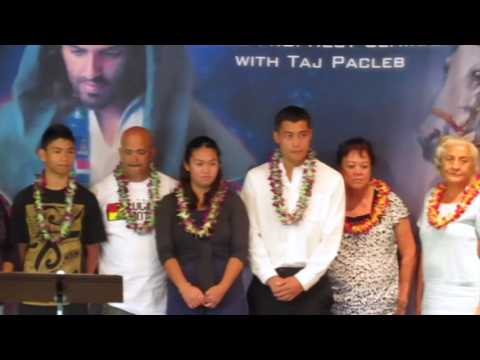 Revelation of Hope 2014: Kaneohe, Hawaii