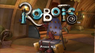 Robots (PC game) (1/27): Intro & Rivet Town (1/2)