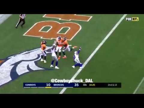 Watch Dak Prescott Hit a Wide Open Jason Witten for a Cowboys TD
