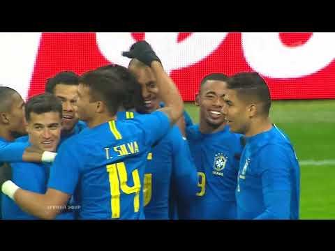 Россия - Бразилия. ТМ-2018