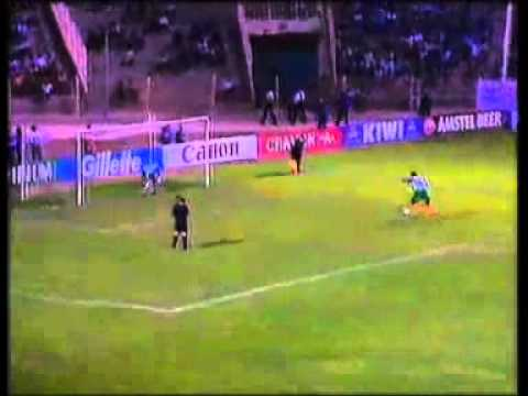 Egypt - All  ACN ( African Cup Of Nations ) 1998 Goals.