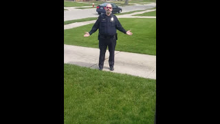 Jailoud says Fuck the police  Maple Hts Ohio #mpd Racist cops caught on camera
