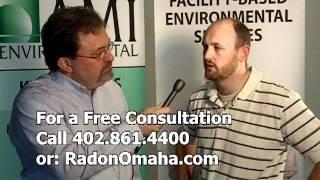 Radon Testing Mitigation Services Omaha