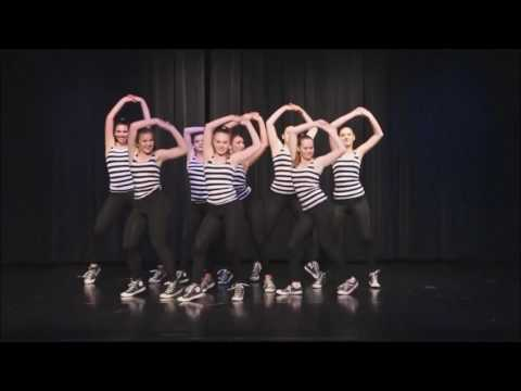 UCHS Dance Recital 2017