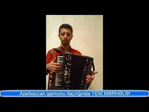 Subhan Kocharli - Pink Panter  (E.Rehmanli: Azerbaycan Qarmonu Ifachiliginda Yeni Merhele)