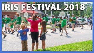 IRIS FESTIVAL 2018 (5/25/18 - 5/27/18)