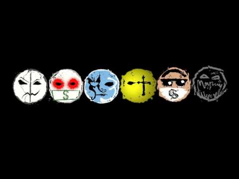 Hollywood Undead - My Town + Lyrics