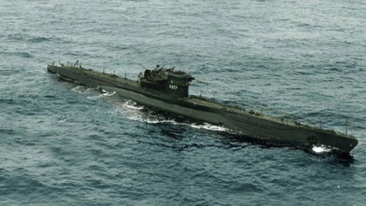 u boat 977  German U-Boats in Argentina 1945 - U-977 - YouTube
