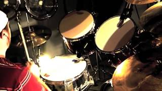 drum cover 38 special hold on loosely