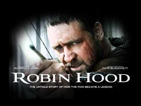 Robin Hood 2010 Soundtrack - Main Theme  Legend Begins