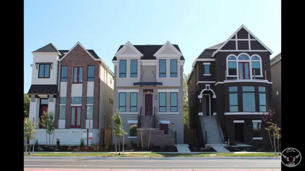 ДОМА в США. Бюджетное жилье vs Дворцы миллионеров Калифорнии .