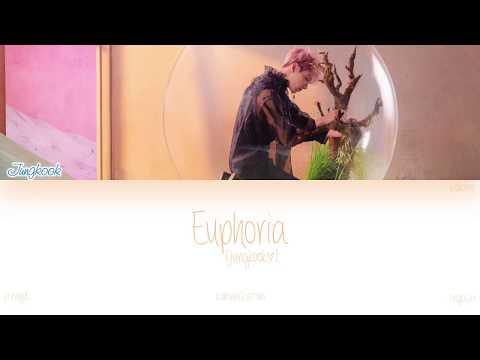 [HAN|ROM|ENG] BTS (Jungkook (정국)) - Euphoria (Color Coded Lyrics)