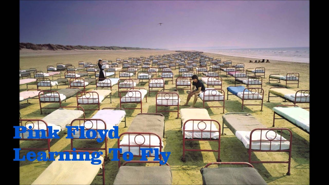 pink floyd learning to fly momentary lapse of reason