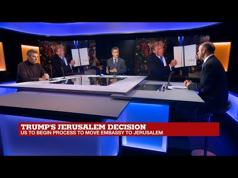 The Debate: US President Trump recognizes Jerusalem as Israel's capital