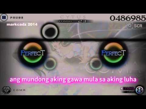 Tagalog song in Cytus 5.0 - Coma