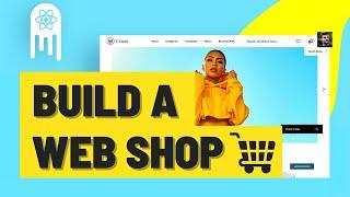ECommerce Web Shop - Build & Deploy an Amazing App   React.js, Commerce.js, Stripe screenshot 4